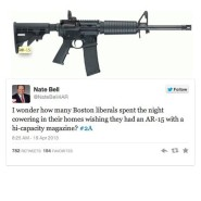 Senator Nate Bell (R) Arkansas, removed his offensive tweet when voters reacted to it with disgust.