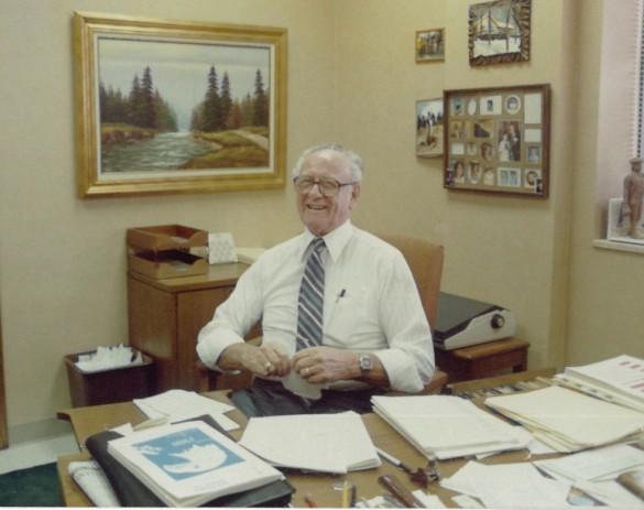 Eugene F. 'Grandpa' Grazzini, Sr.